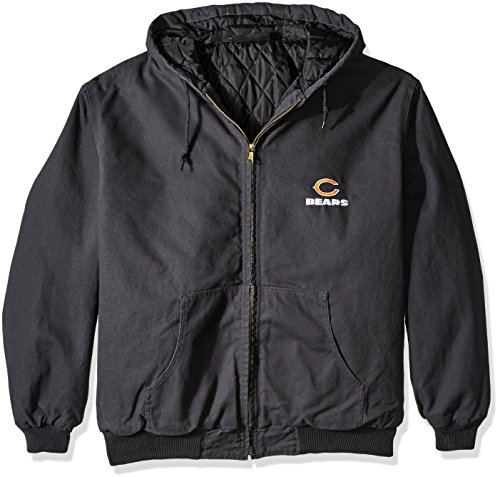 Quilt Lined Hooded Jacket - 6