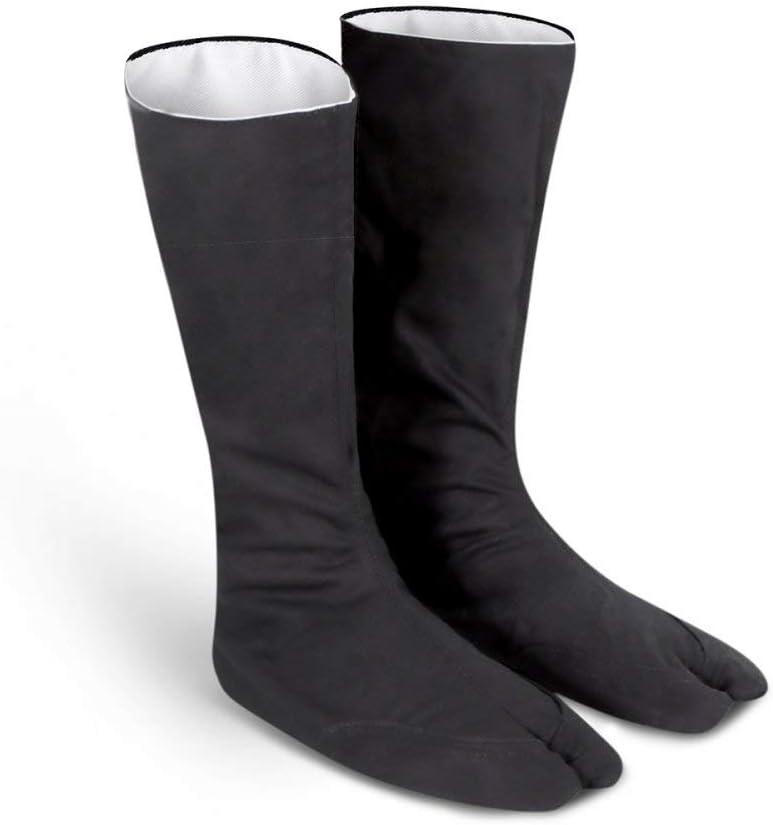 Playwell Martial Arts Ninja Indoor Suede Tabi Socks Shoes NEW