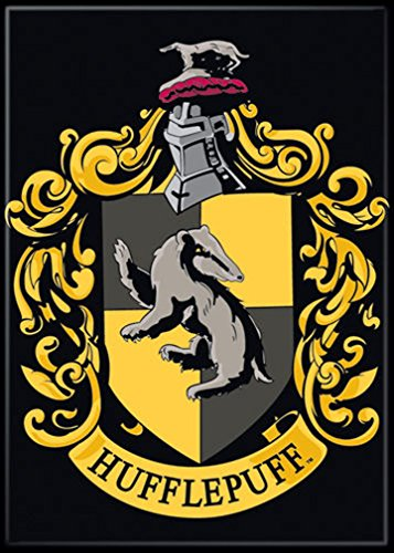 Ata-Boy Harry Potter Hufflepuff Crest 2.5