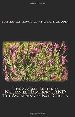 Download The Scarlet Letter by Nathaniel Hawthorne AND The