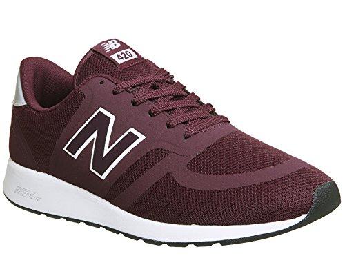 Nuovo Equilibrio Herren Mrl420 Sneaker, Rot