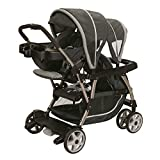 Graco Ready2Grow Click Connect LX Stroller, Glacier (Discontinued by Manufacturer)