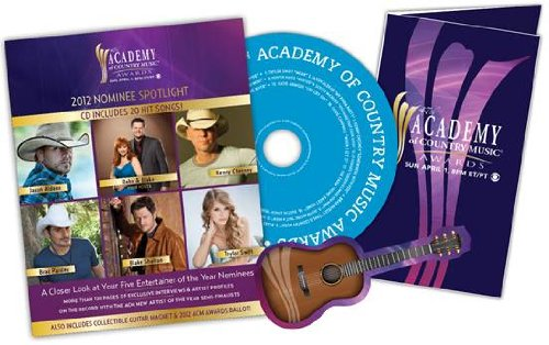 2012 ACM Academy of Country Music Awards Nominee Spotlight Zinepak (20 Song (Mm Nails)