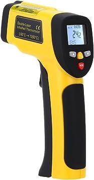 Kkmoon 50 1050 C Doppelte Laser Infrarot Thermometer Elektronik