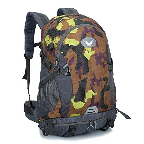 belt backpack package shoulders leisure Outdoor amp;J hiking liter men 55 adjustable general ZC C backpack camping 36 capacity and women waterproof UBqwcC1