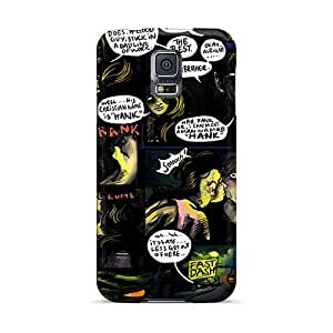 Shockproof Hard Phone Cases For Samsung Galaxy S5 With Customized HD Papa Roach Pictures SherriFakhry
