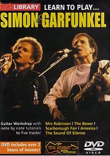 Guitar Play-Along Volume 147: Simon & Garfunkel: Amazon co
