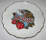Vintage Las Vegas Souvenir Plate Made in Korea