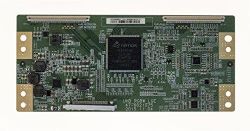 Tekbyus 47-6021075 HV550QUB-B25 T-Con Board for LG 55UH6550-UB 55UH6150-UB 55UH6030-UC