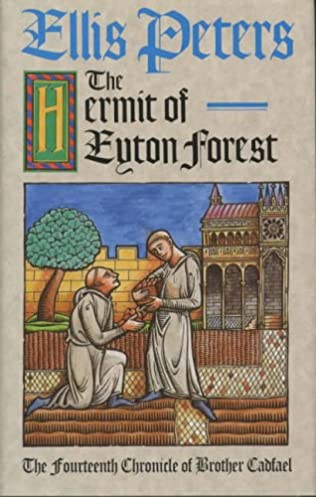 book cover of The Hermit of Eyton Forest