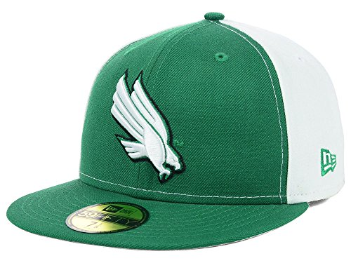 North Texas Mean Green Eagles NCAA 59FIFTY Fitted Cap