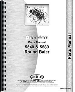 Hesston 5580 parts manual ebook ebook array hesston 5540 round baler parts manual hesston 6301147677662 rh amazon com fandeluxe Gallery