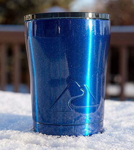 Candy Blue Metallic Powder Coating Paint (1 LB)