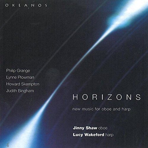 Horizons: New Music for Oboe and Harp New Oboe