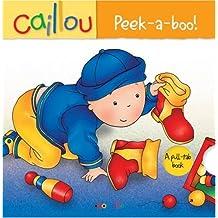 Caillou: Peek-a-boo!