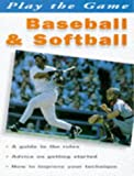 Baseball and Softball, Paul Gregory, 0706377133