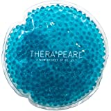 TheraPearl Round Pearl Pack, Reusable Hot Cold Therapy Pack