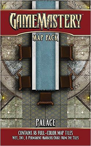 GameMastery Map Pack: Palace: Amazon.es: Engle, Jason A.: Libros en idiomas extranjeros