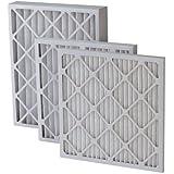 16x25x1 Merv 8 Furnace Filter (12 Pack)
