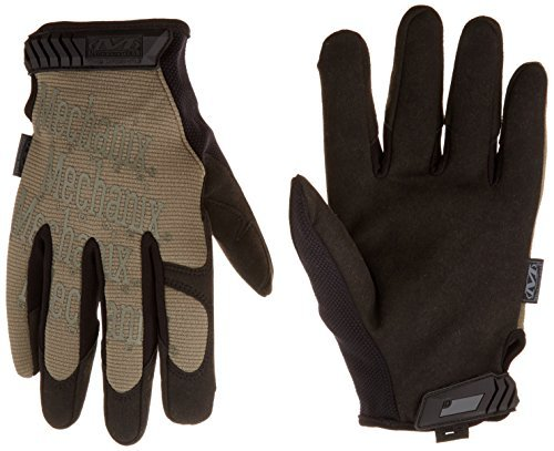 Mechanix Wear MG-76-012 Original Series Glove, XX-Large, Foliage Green by Mechanix Wear (Mechanix Glove Foliage)