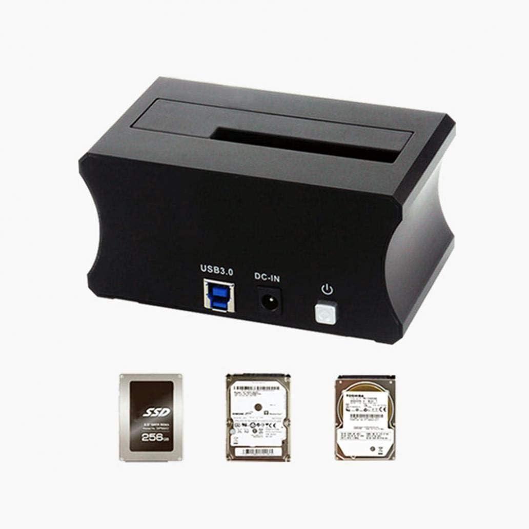 BlackEU Plug HDD 2.5 3.5 inch USB 3.0 to SATA External Hard Drive Enclosure Docking Adapter