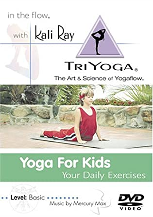 Amazon.com: Kali Ray TriYoga - Yoga for Kids: Kali Ray ...