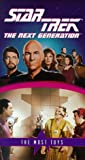 Star Trek - The Next Generation, Episode 70: The Most Toys [VHS]