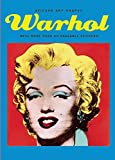 img - for Sticker Art Shapes: Warhol: With More than 60 Reusable Stickers! book / textbook / text book
