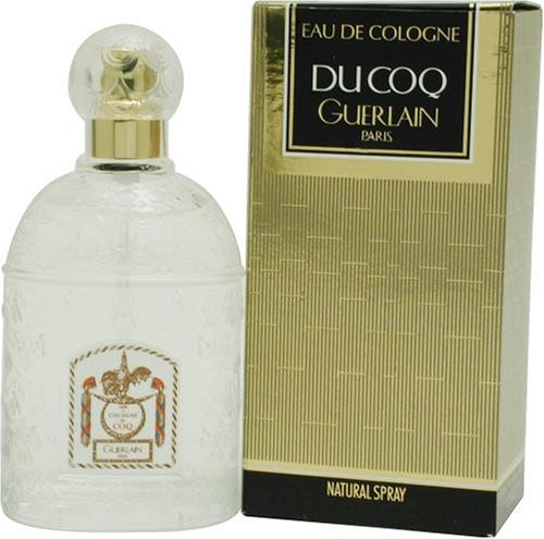 Price comparison product image Du Coq By Guerlain For Women. Eau De Cologne Spray 3.4 Ounces