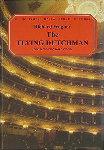 Descargar Por Utorrent The Flying Dutchman: Vocal Score Ebooks Epub
