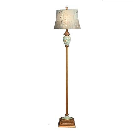 Floor lamp NAUY- Lámparas de pie Americanas Dormitorio Sala ...