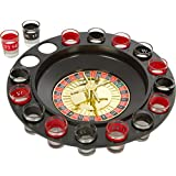 HUJI Roulette Glass Shots Drinking Game Fun Adult Party Gift (1)