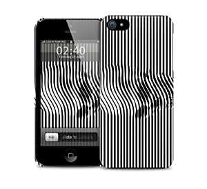 Skull lines iPhone 5 / 5S protective case