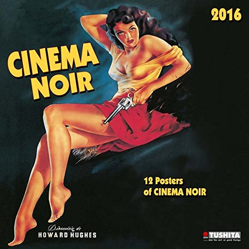 Cinema Noir 2016: Kalender 2016 (Media Illustration)