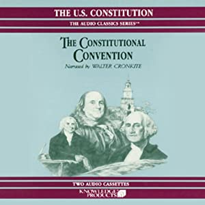 The Constitutional Convention Audiobook