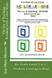 The Joy of Teaching Reading with Color Styles, Jean Marie Miscisin, 1477491732