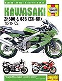 Kawasaki ZX600 & 636 (ZX-6R) 1995-2002 (Haynes Service and Repair Manual Series)