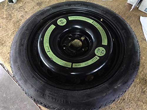 2005 2007 Mercedes-Benz C230 Spare Donut Rim Wheel for sale  Delivered anywhere in USA