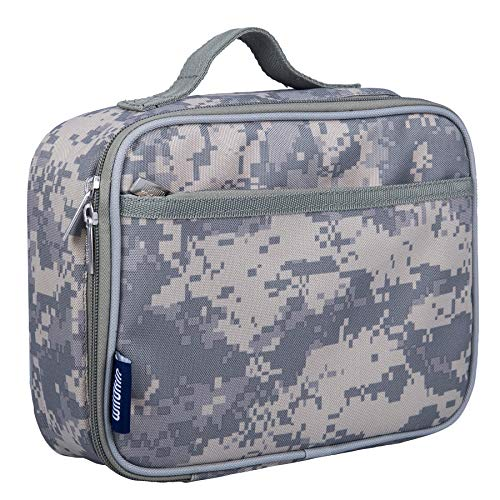 Wildkin Lunch Box, Digital Camo (Backpack Camouflage Digital)