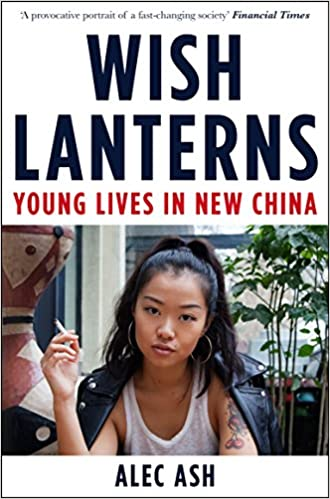 Book Wish Lanterns: Young Lives in New China