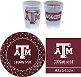 Westrick Texas A&M Aggies Party Supplies - 81 pieces