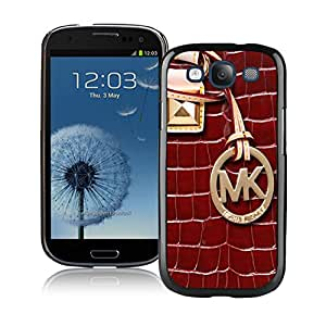 Samsung S3 Protective Skin Case With Michael Kors 115 Black Phone Case For Samsung Galaxy S3 I9300 Cover Case