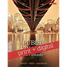Public Finance in Canada with Connect with SmartBook COMBO