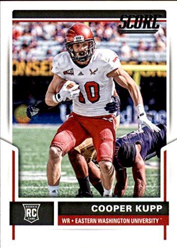 2017 Score #416 Cooper Kupp RC