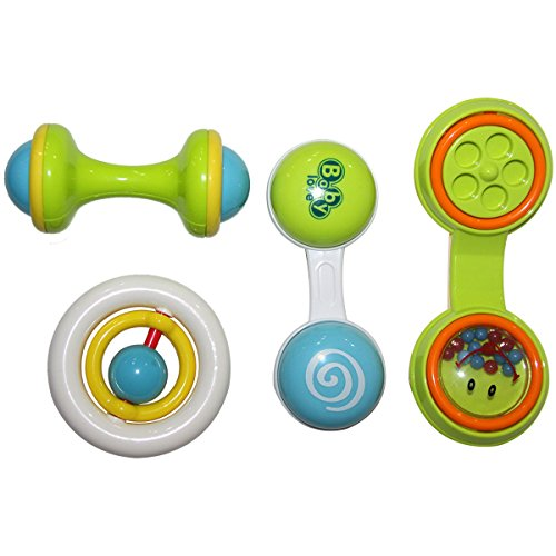 Phone Rattle (M.C Lovely Handbells Developmental Toy Bed Bells Kids Baby Baby)