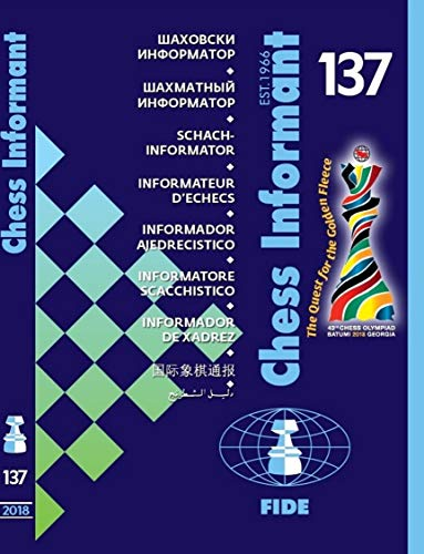 Chess Informant 137