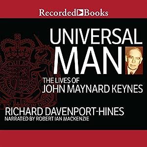 Universal Man Audiobook