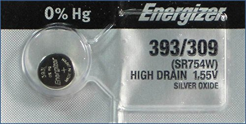 Energizer 393 Button Cell Battery