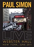Paul Simon: Live at Webster Hall, New York, June 2011