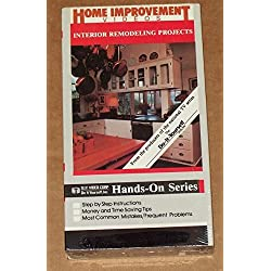 Home Improvement Videos, Interior Remodeling Projects, #6, Hands on Series